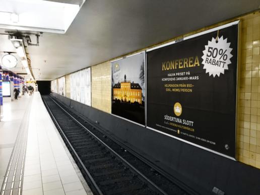 tunnelbana reklambyrå